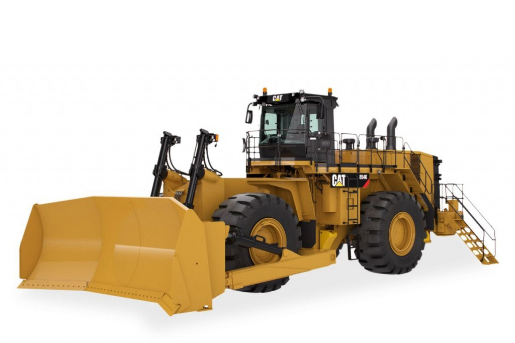Caterpillar Inc. - 854K Wheel Dozers