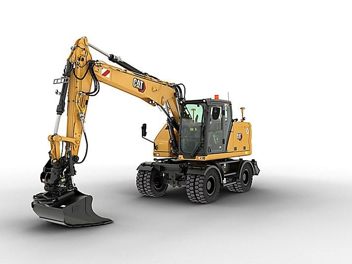 Caterpillar Inc. - M314 Wheeled Excavators