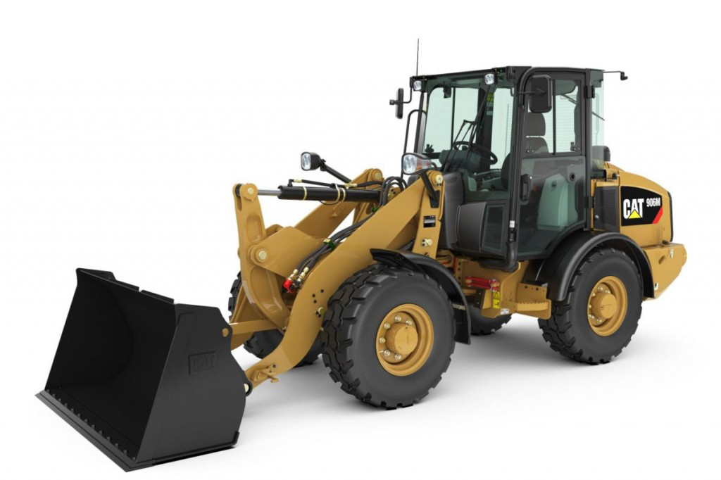 Caterpillar Inc. - 906M Compact Wheel Loaders