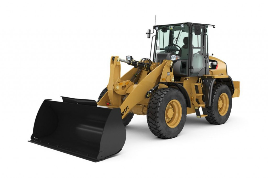Caterpillar Inc. - 910M Compact Wheel Loaders