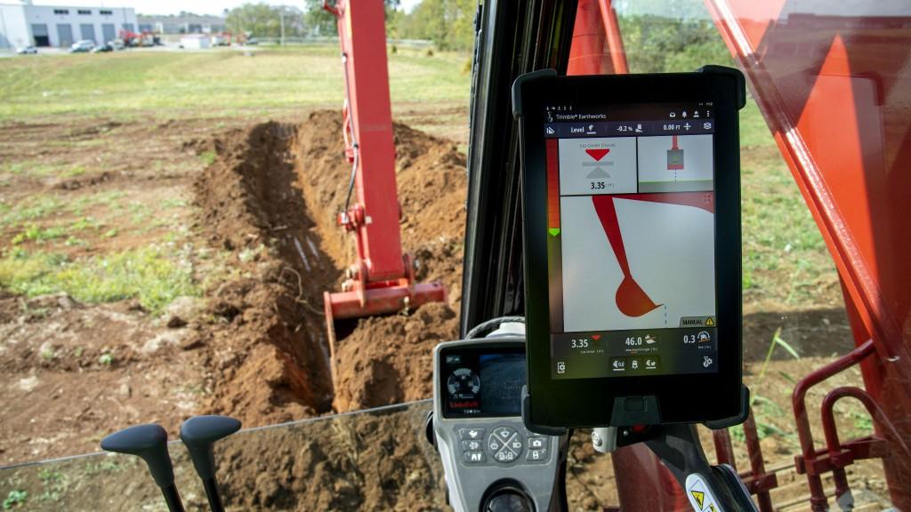 Trimble announces upgrade kits for select Link-Belt excavators