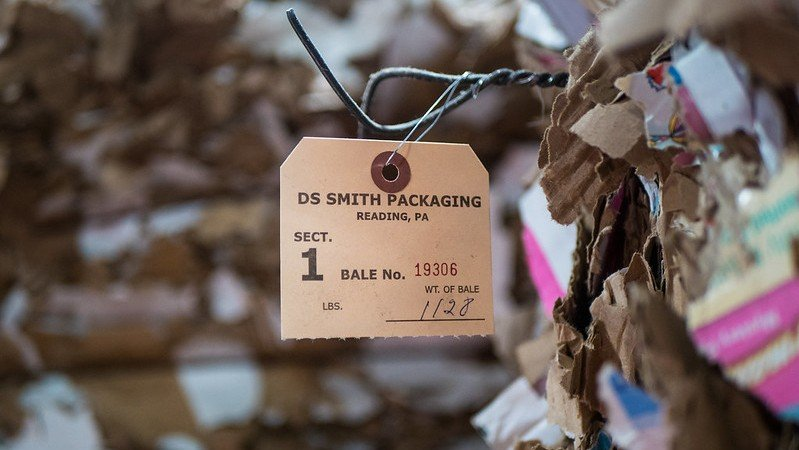 DS Smith packaging ticket