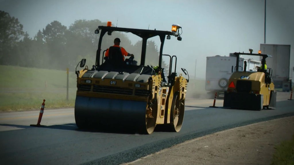 Paving smarter with Intelligent Compaction