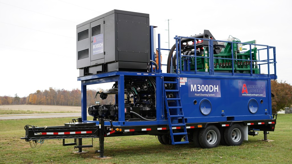 M300DH Fluid Cleaning System