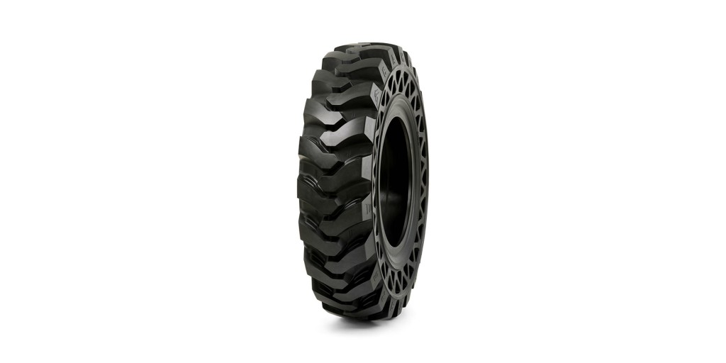 Camso telehandler tire is flat-free solution for rental industry