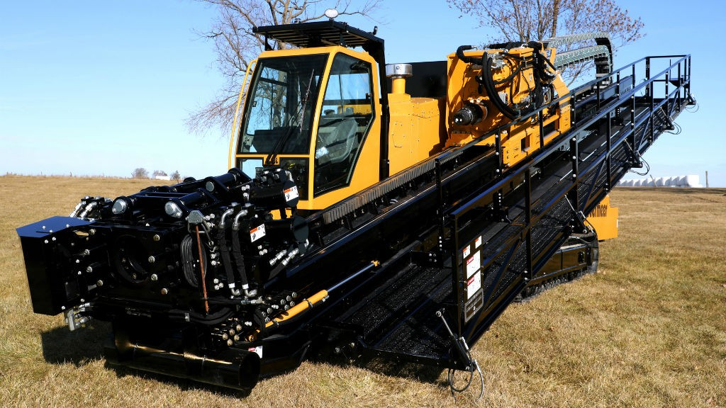 The D220X500 S3 Navigator Horizontal Directional Drill