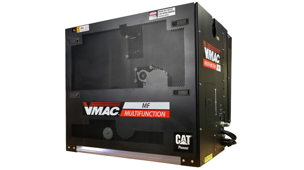 VMAC 6-in-1 Multifunction Power System with Cat® Power