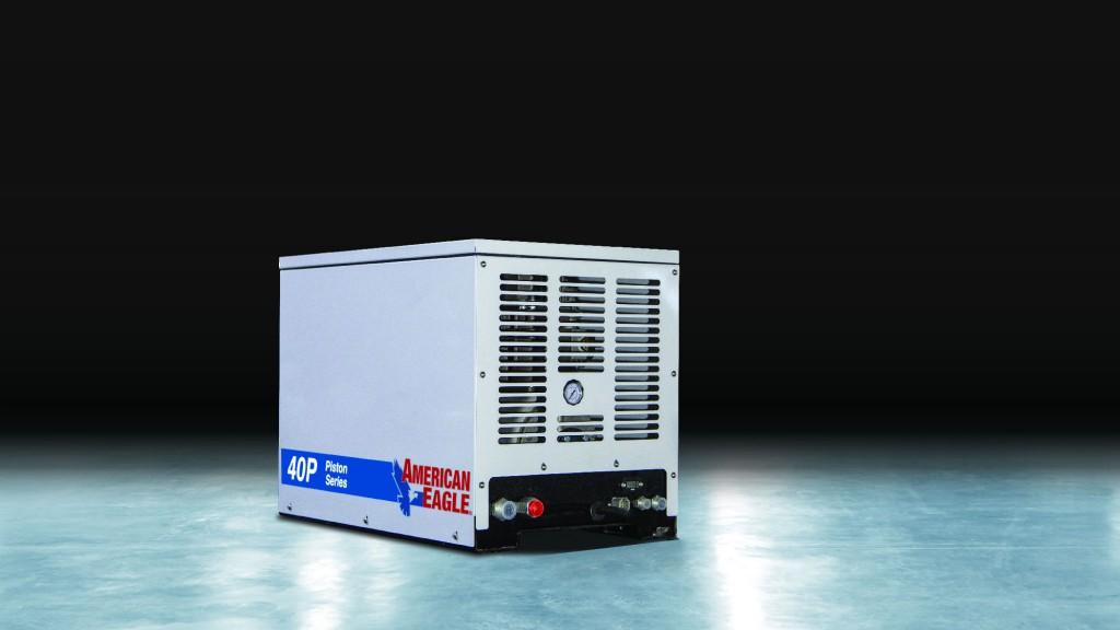 American Eagle introduces lightweight air compressor at CONEXPO-CON/AGG 2020