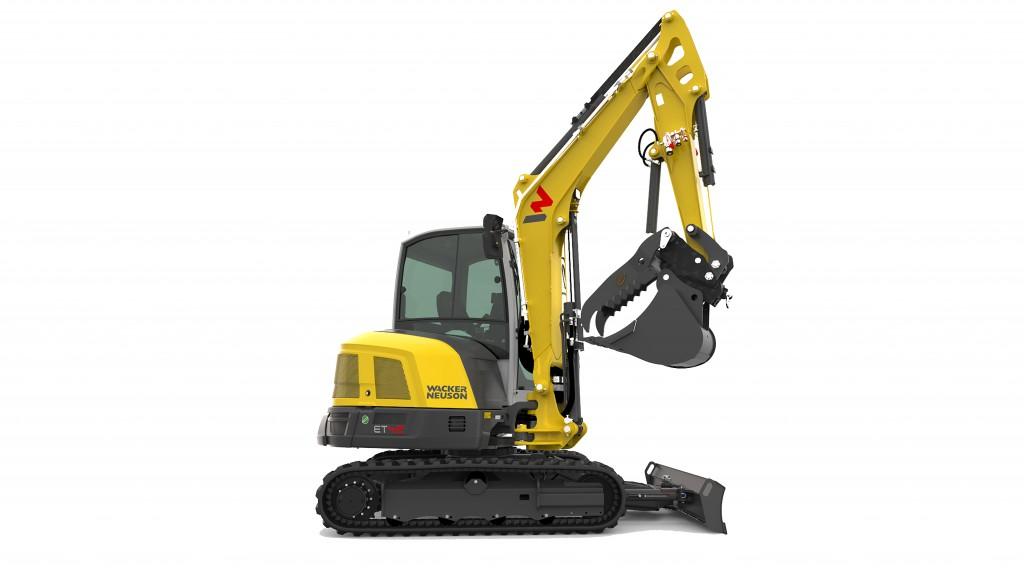 Wacker Neuson ET42 conventional track  excavator