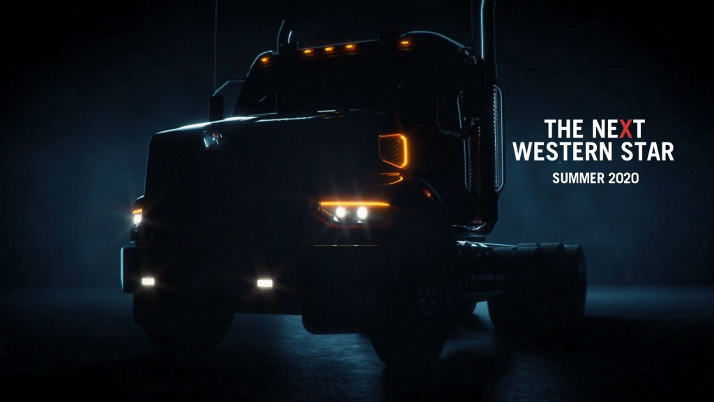 Western Star offers sneak peek of new addition to vocational line