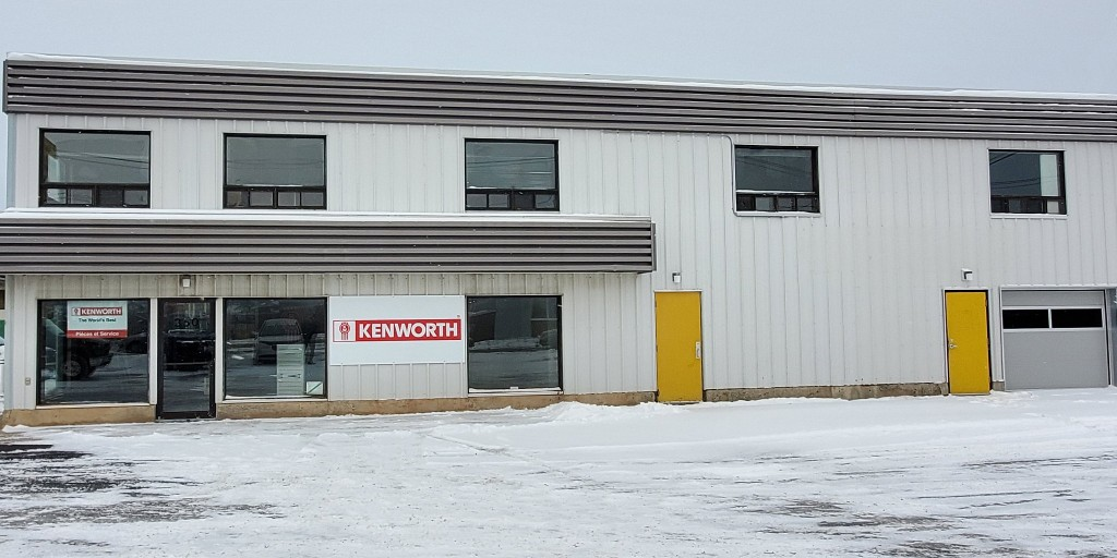 Kenworth Rimouski opens parts and service facility in Québec