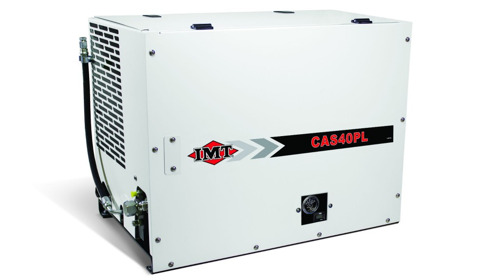 Iowa Mold Tooling releases lightweight air compressor