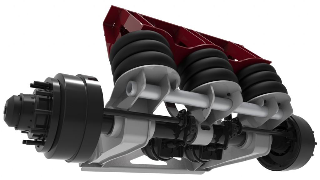 Link mfg. 50k suspension
