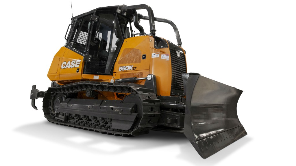 Case unveils first dozer of N Series line at CONEXPO-CON/AGG 2020