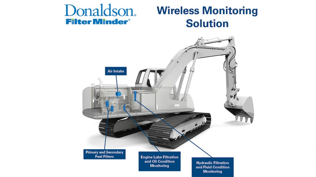 filter-minder-wireless-monitoring by Donaldson