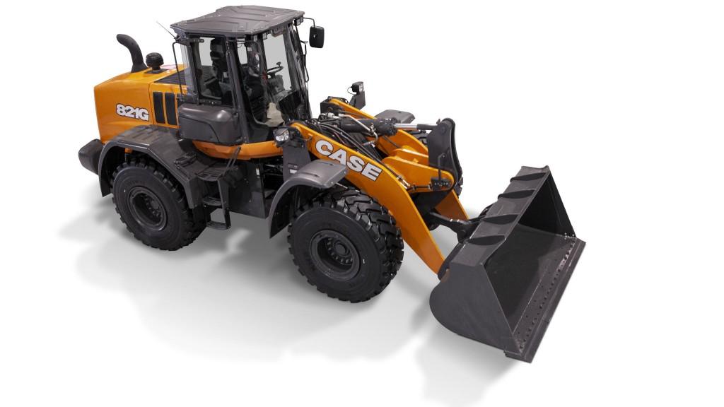 CASE previews technology enhancements for wheel loaders at CONEXPO-CON/AGG 2020