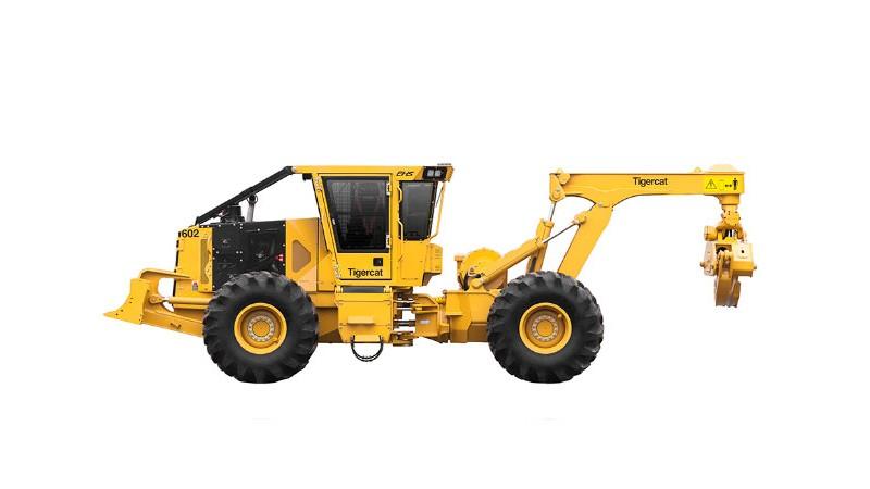 Tigercat Industries Inc. - 602 Grapple Skidder Skidders