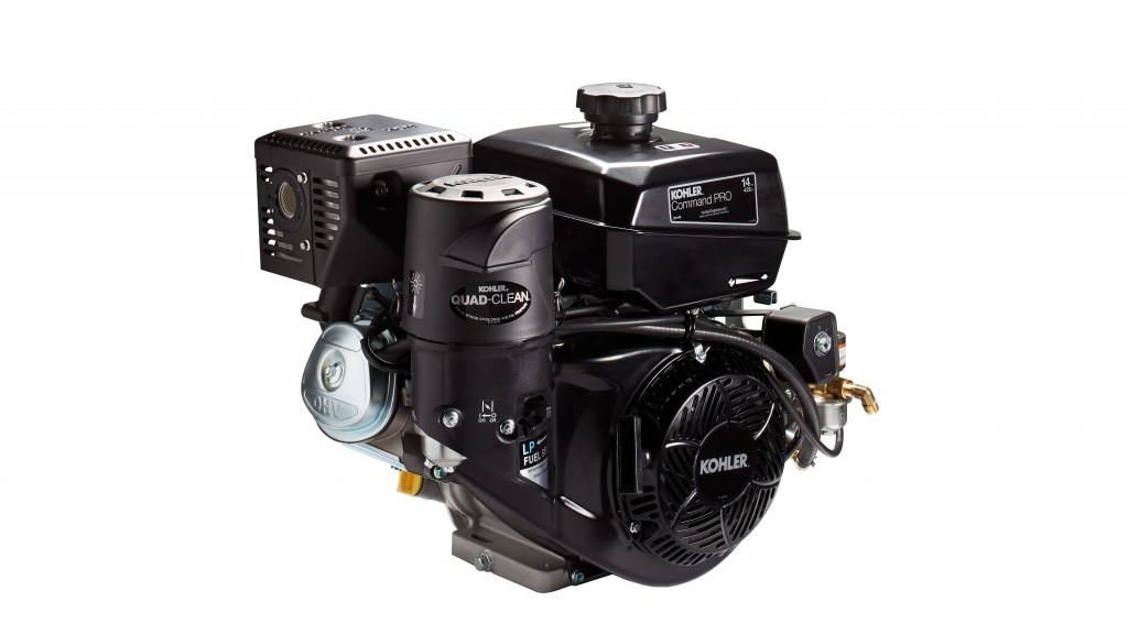 Kohler Command PRO® dual-fuel CH440DF engine