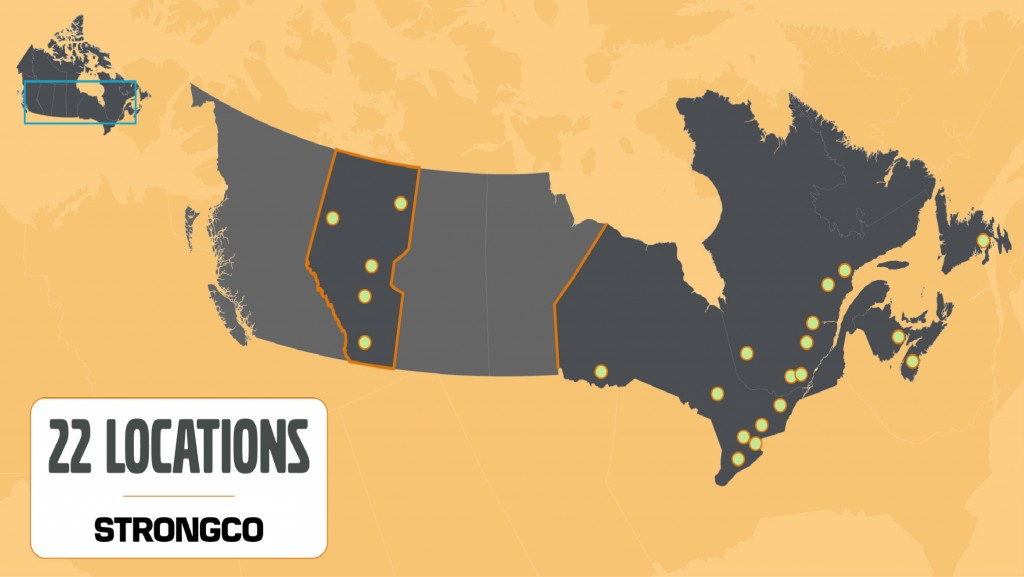 Nors to take over 22 Volvo CE locations across Canada as part of Strongco acquisition