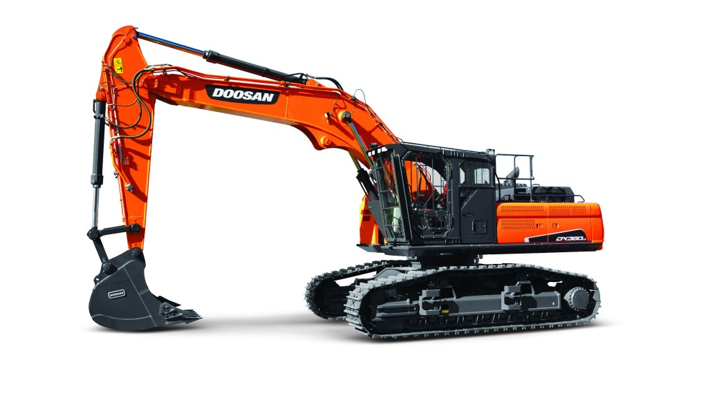 Doosan introduces road builder model to North American market at CONEXPO-CON/AGG 2020