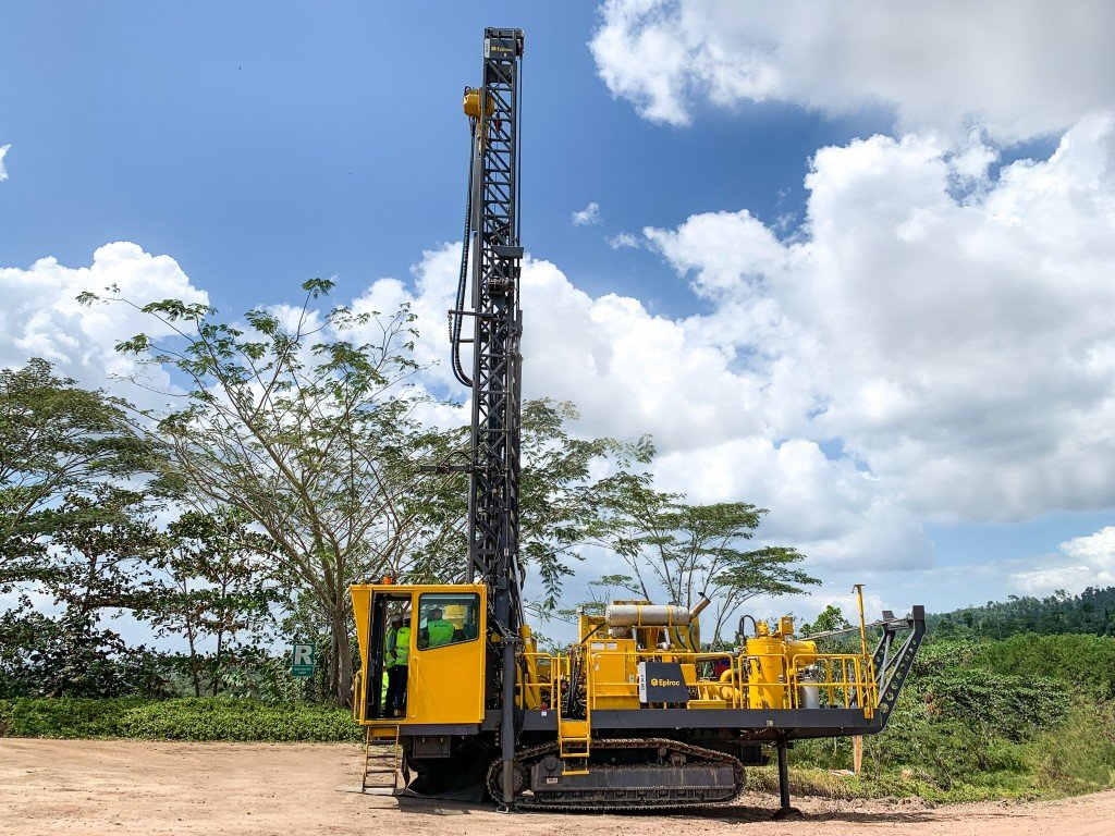 Epiroc introduces blasthole drill for single-pass applications at CONEXPO-CON/AGG 2020