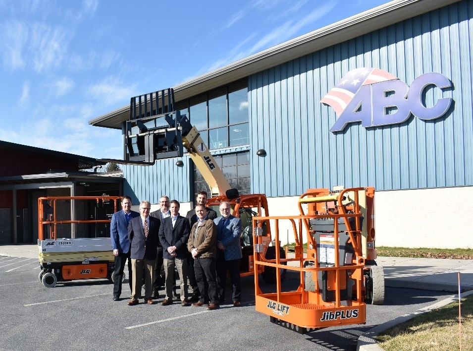 JLG Industries partners with ABC Keystone to enhance equipment safety training
