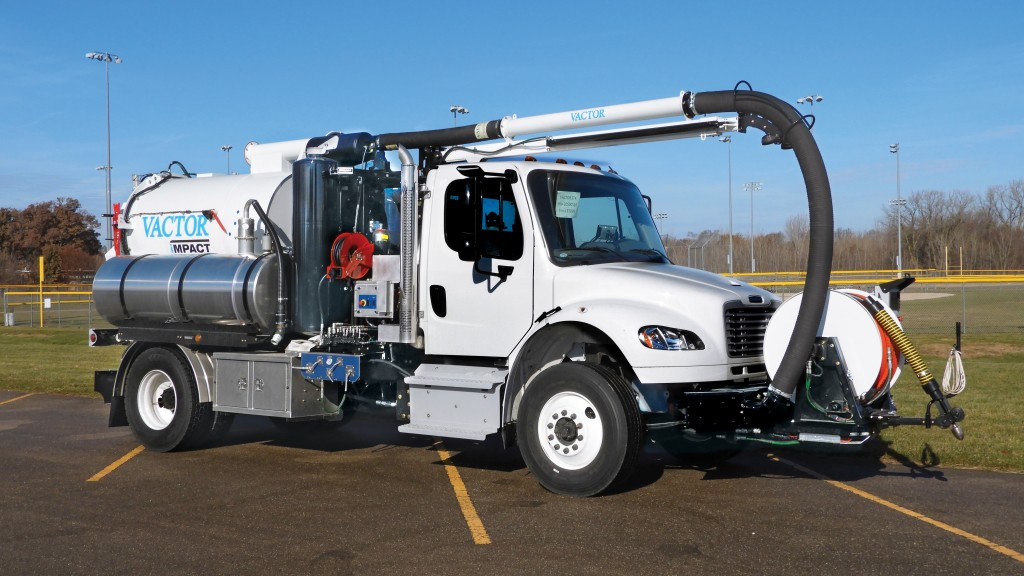 Vactor Manufacturing launches two new products
