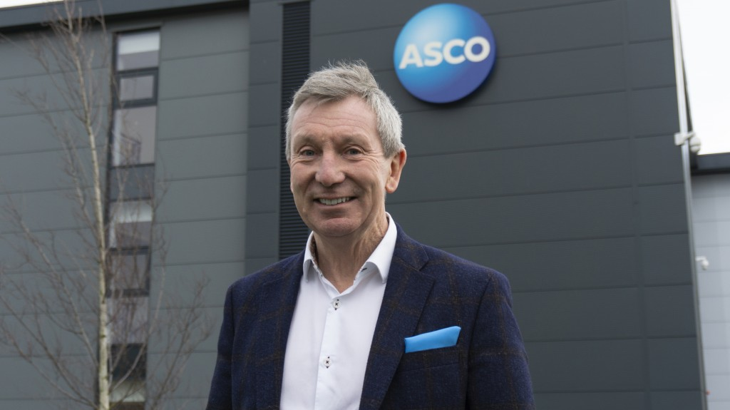 ASCO Head of Waste and Decommissioning Chris Lloyd