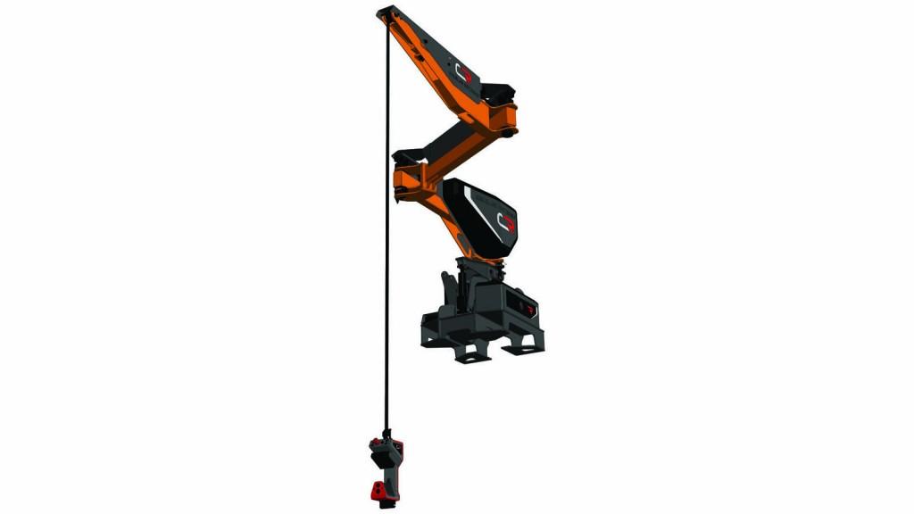Construction Robotics' Material Unit Lift Enhancer (MULE)