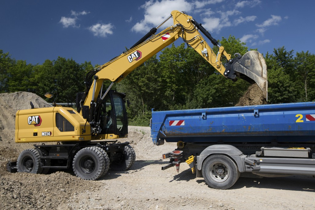 Cat Gives Wheeled Excavators Next Gen Upgrades Lowering Operating And Maintenance Costs Heavy Equipment Guide