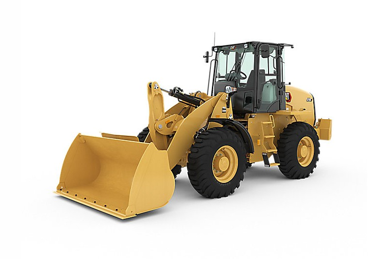Caterpillar Inc. - 910 Compact Wheel Loaders