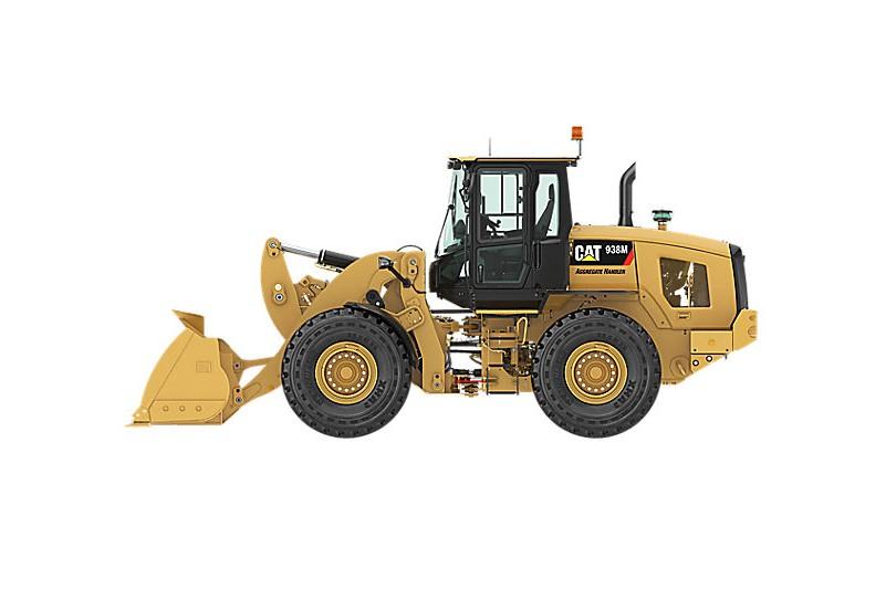 Caterpillar Inc. - 938M Aggregate Handler Wheel Loaders