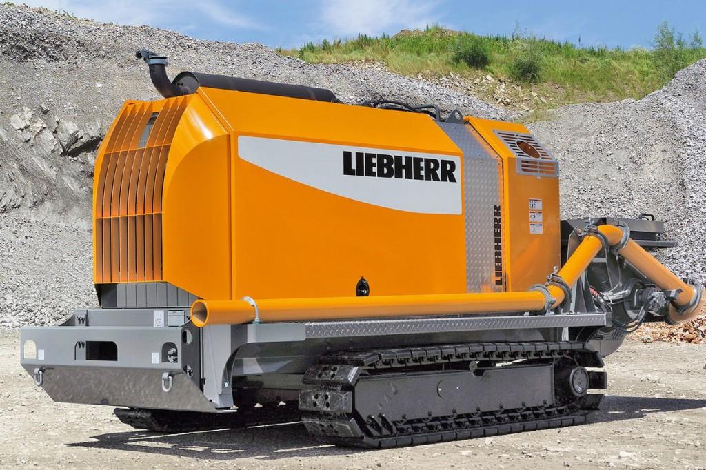 Liebherr Canada - 110 D-K Stage 1 Concrete Pumps