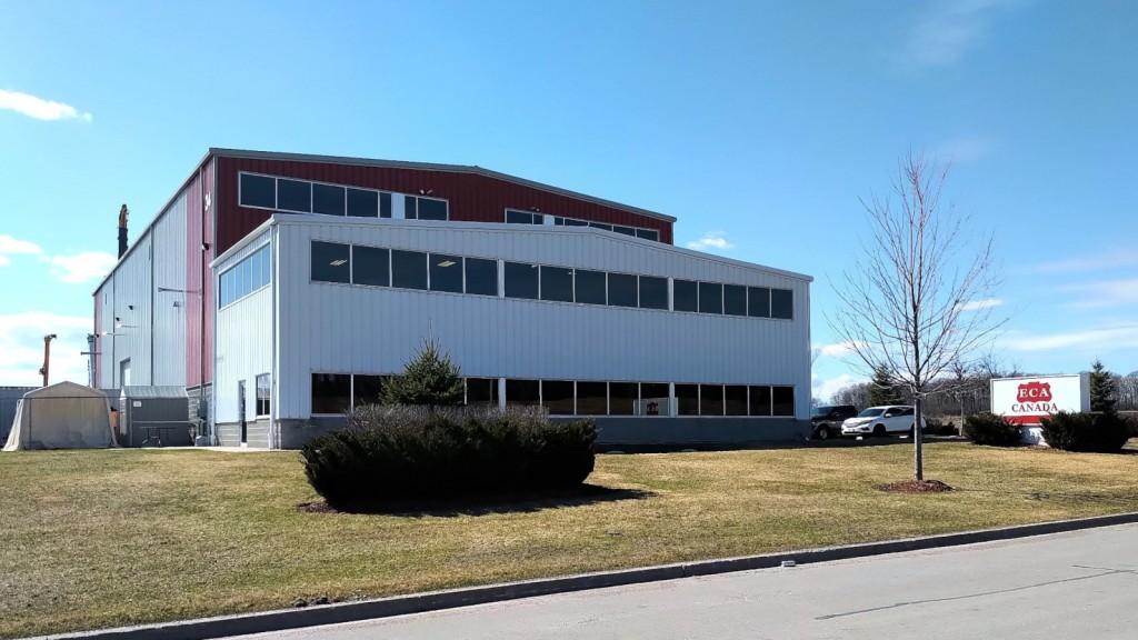 ECA Canada HQ in Ontario