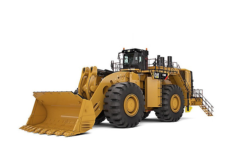 Caterpillar Inc. - 994k Wheel Loaders