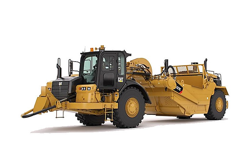 Caterpillar Inc. - 627K Scrapers