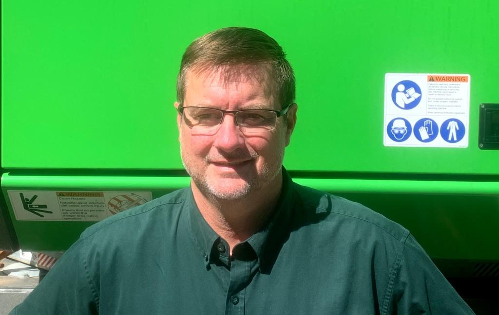 Greg Roberts