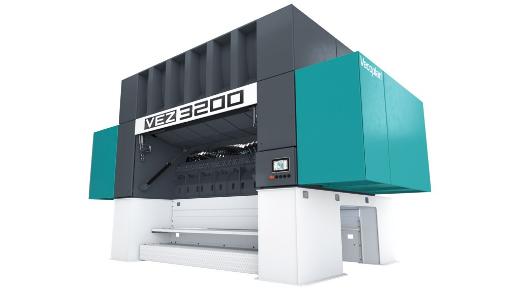Vecoplan LLC - VEZ 3200 Shredders
