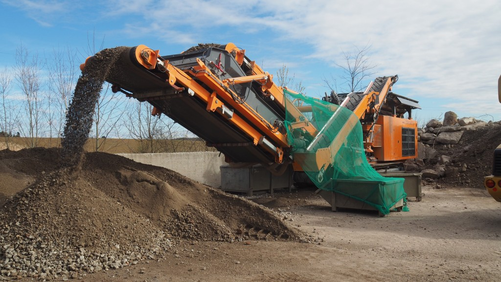 Rockster's hydrostatic drive concept key for German recycling specialist