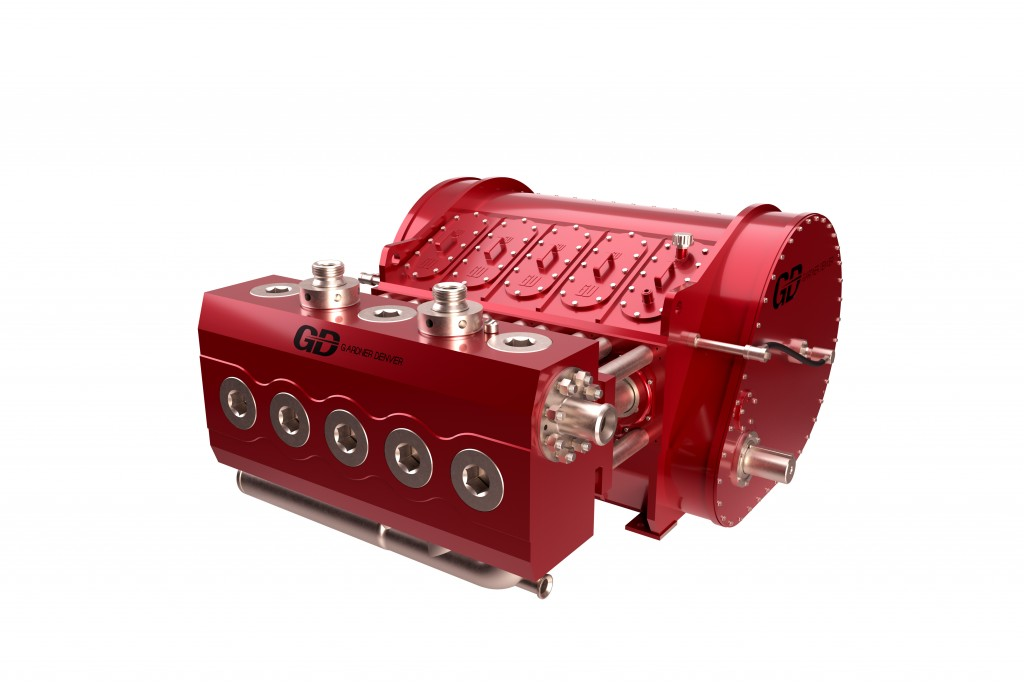 Gardner Denver - GD 2500Q Pumps