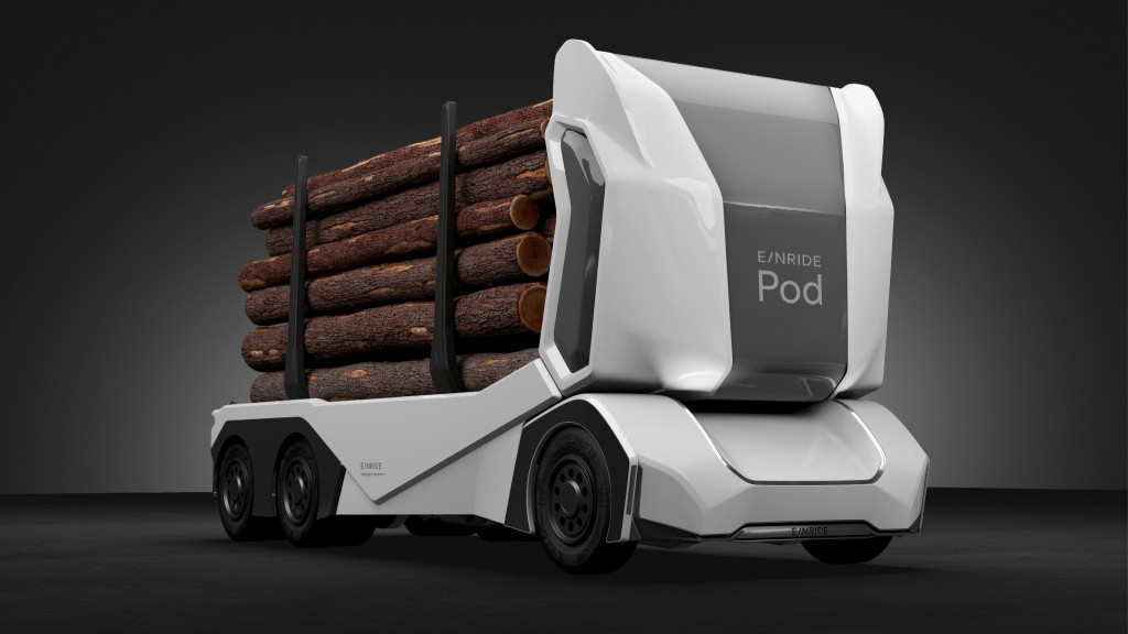 The Einride Pod