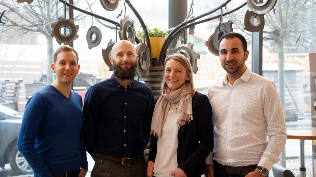 The Untha Polen team