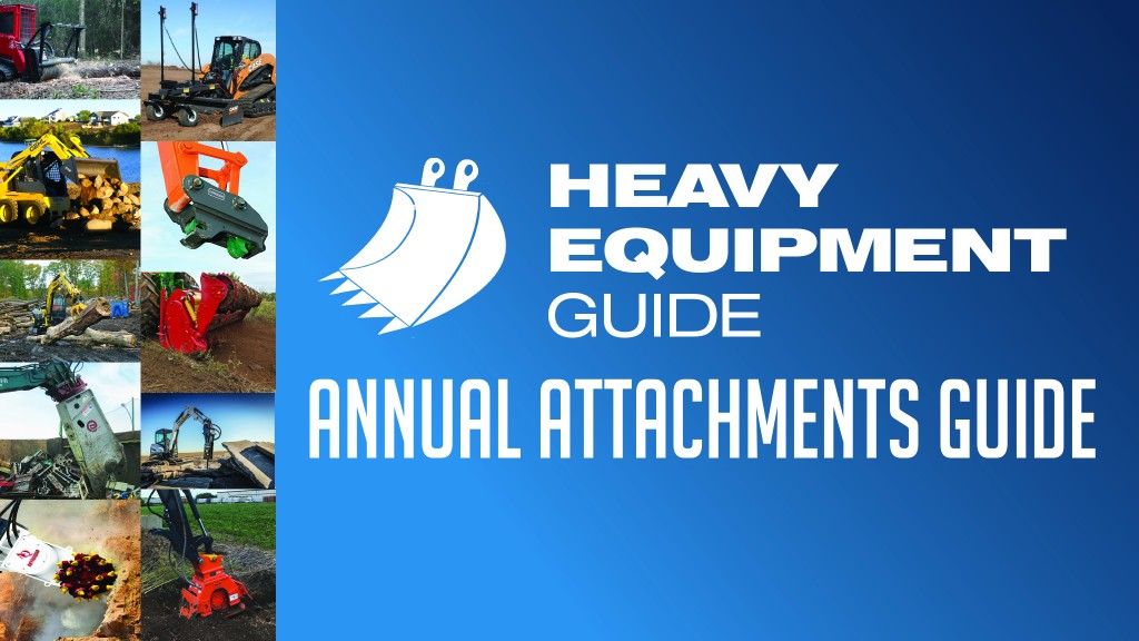 2020 Annual Attachments Guide: Compactors, Breakers and Hammers