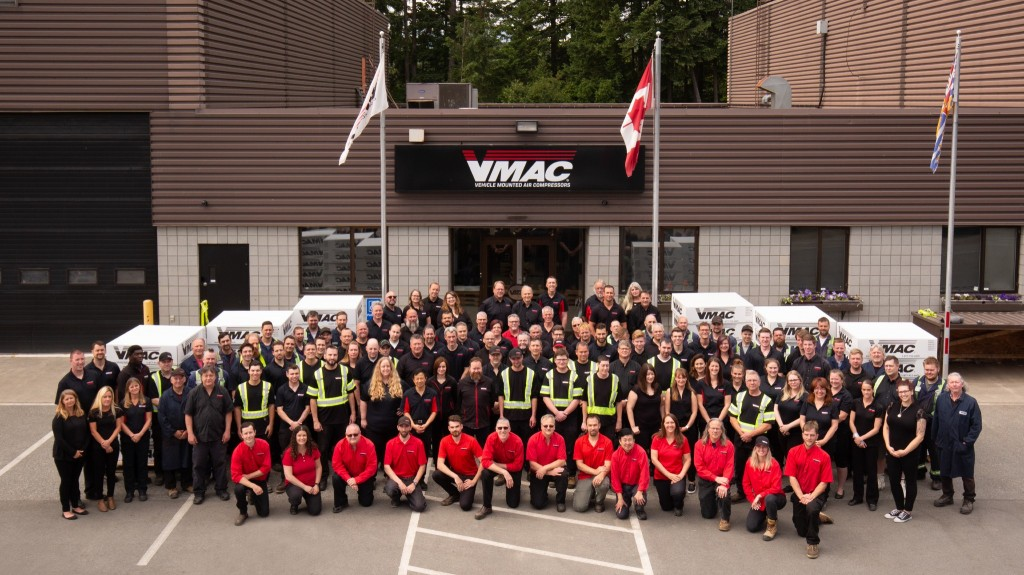 VMAC recognized as one of the Best Workplaces in Canada for 2020