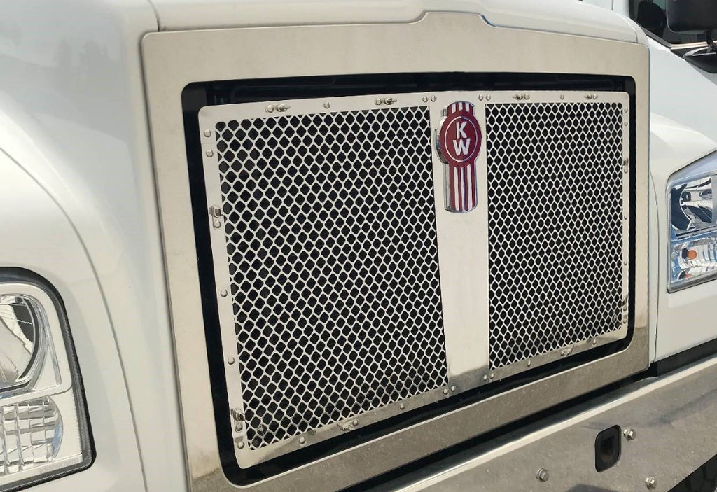 T880S Fixed Grille
