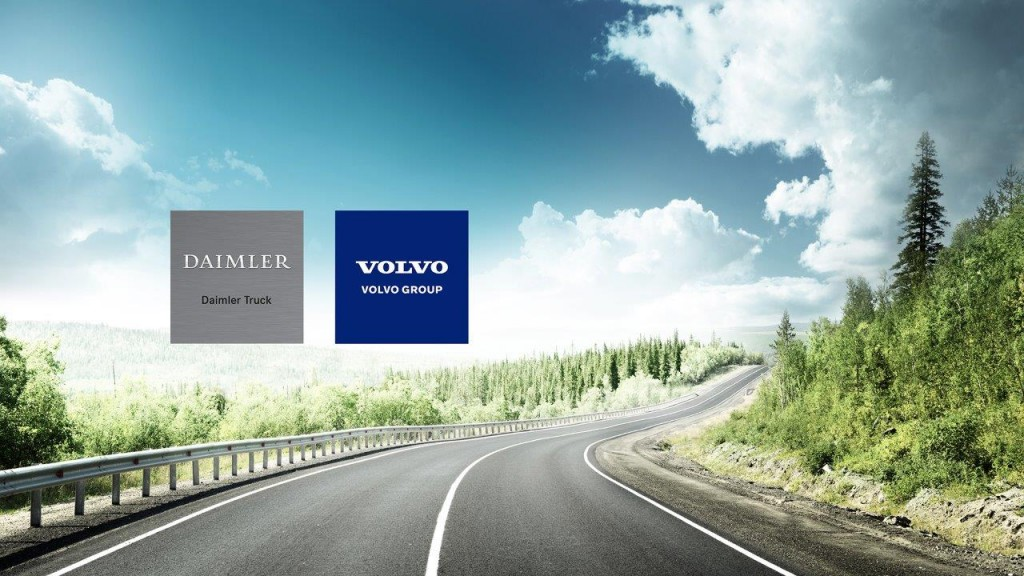 Volvo Group and Daimler Truck AG form joint venture for large-scale production of fuel cells