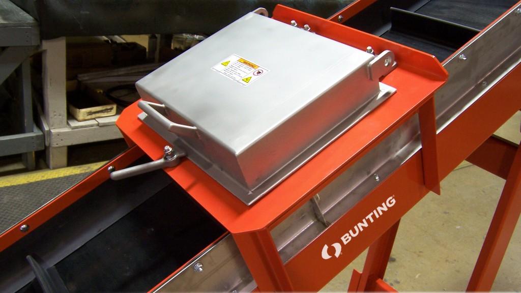 bunting conveyor system