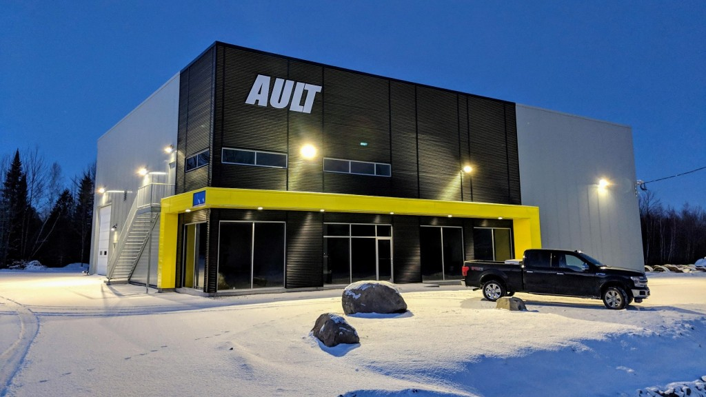 McCloskey dealer AULT now serving Ontario to Maritimes
