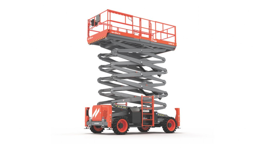 Skyjack Inc. - SJ9263 RT Scissor Lifts