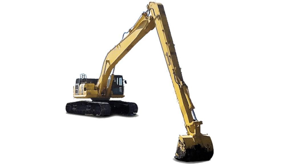 Komatsu America Corp. - PC210LC-10 SLF Excavators